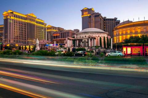 Reno-based Eldorado Resorts is in the process of acquiring Caesars Entertainment Corp. (L.E. B ...