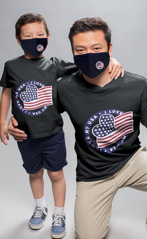 Masks available from I Love My USA. (I Love My USA)