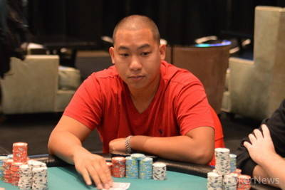 Allen Chang is seen in an undated file photo. (PokerNews)