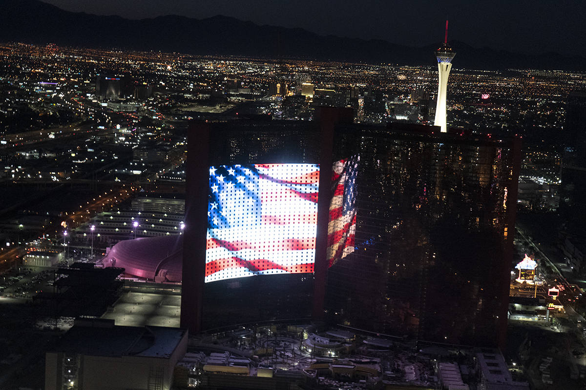 (Resorts World Las Vegas)