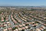 Las Vegas home prices set record in June as sales rebound