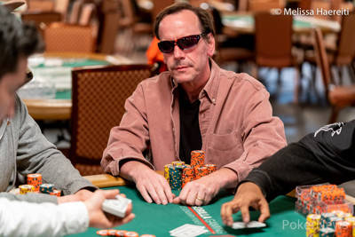 Alan Goehring, shown in an undated file photo, won WSOP Online Event 8, a $500 No-limit Hold'em ...