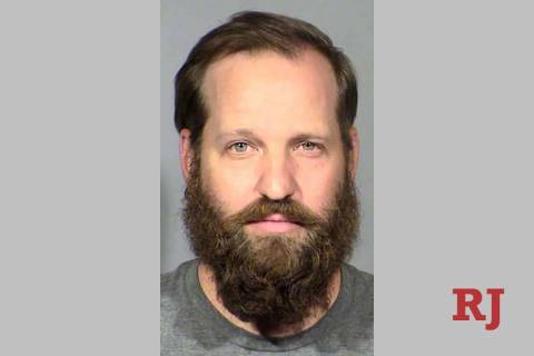 Stephen Parshall (Las Vegas Metropolitan Police Department)