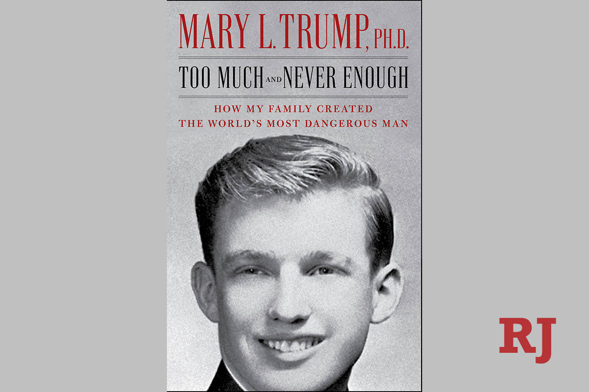 """The cover art for """"Too Much and Never Enough: How My Family Created the World's Most Dangerou ..."""