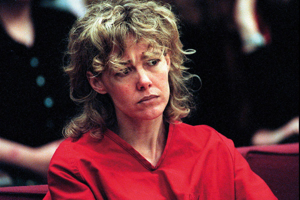 Mary Kay LeTourneau listens to testimony during her court hearing Friday, Feb. 6, 1998. LeTourn ...