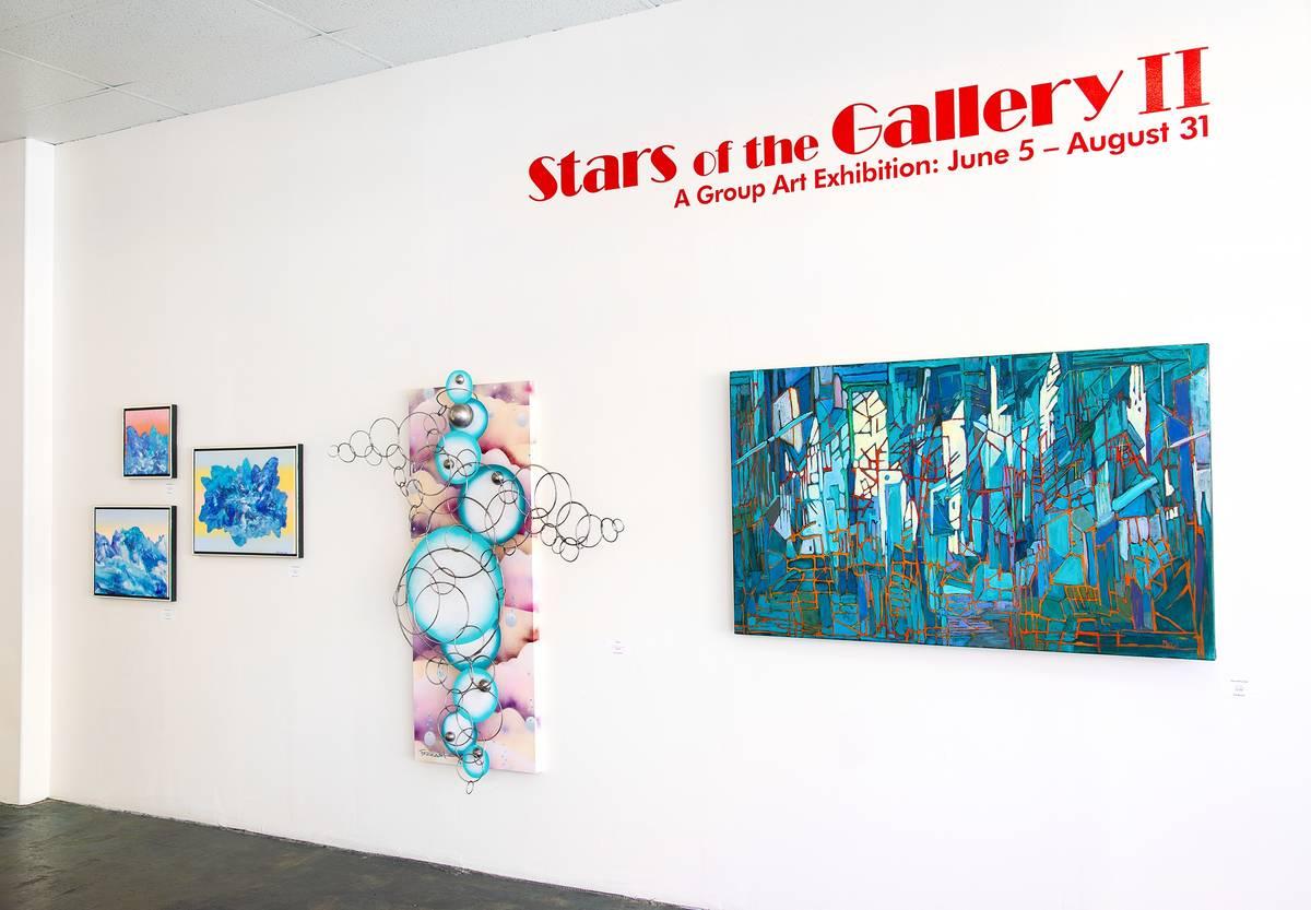 "Priscilla Fowler Fine Art is hosting the group show ""Stars of the Gallery II."" (Priscilla Fowle ..."