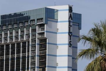 Bally's on the Las Vegas Strip (Las Vegas Review-Journal)