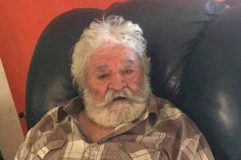 Jose Ramirez, 78. (North Las Vegas Police Department)