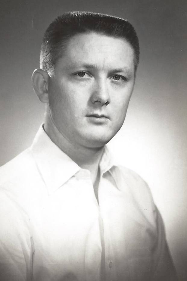 A photo of John H. Robinson, taken sometime in the 1960s. Courtesy of the Robinson family.