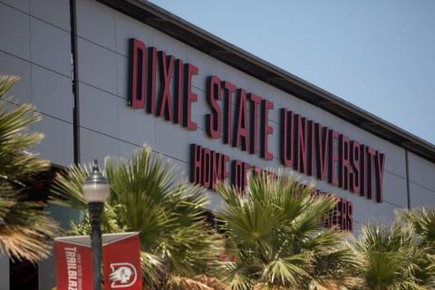 Dixie State University (The Associated Press)