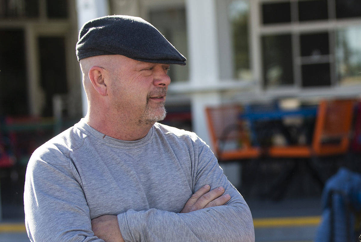 Rick Harrison Net Worth, Lifestyle, Biography, Wiki, Family And More