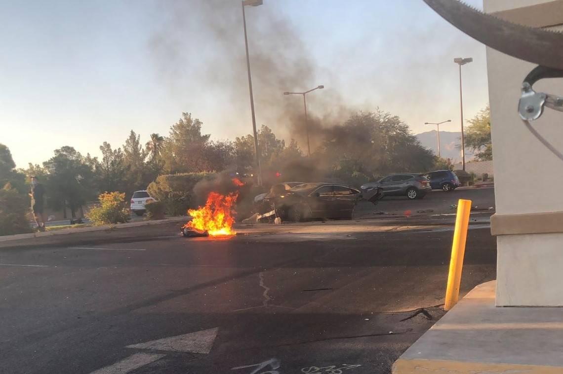 (Las Vegas Fire Department)
