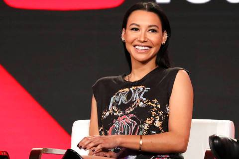 """FILE - In this Jan. 13, 2018, file photo, Naya Rivera participates in the """"Step Up: High W ..."""