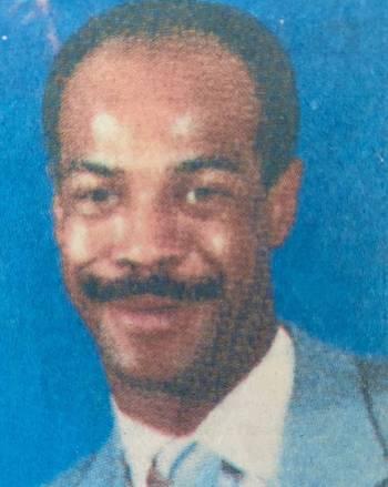 Undated photo of Charles Edward Bush. (Las Vegas Review-Journal file)