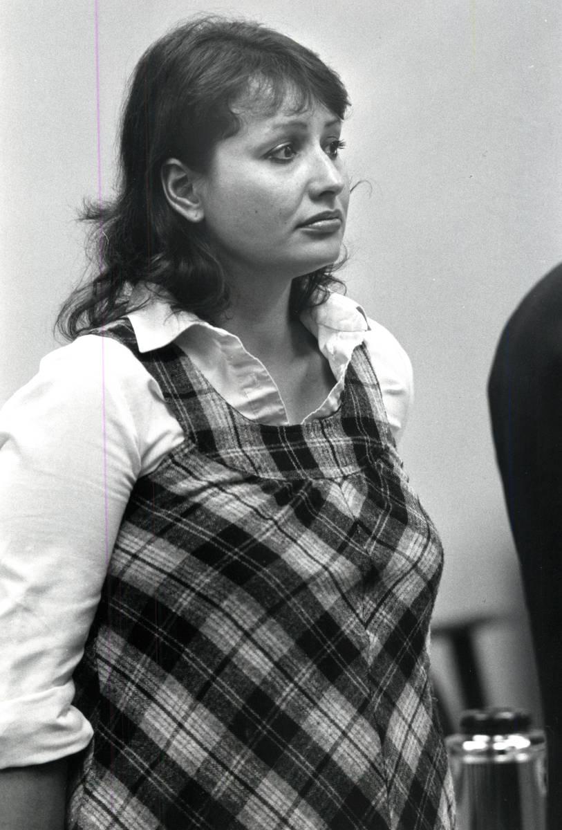 Undated photo of Terri Siddoway. (Las Vegas Review-Journal file)