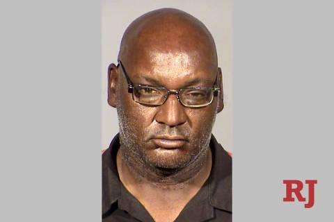 Kevin Robinson (Las Vegas Metropolitan Police Department)
