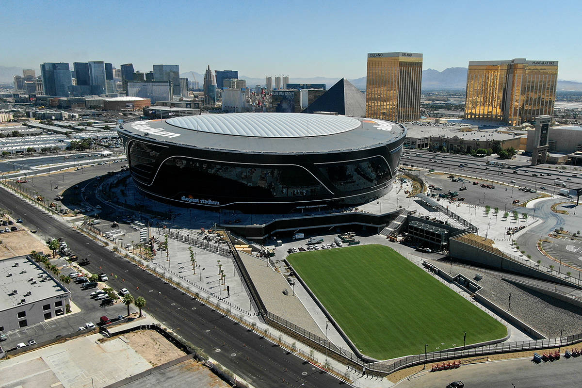 Credit card processing company new Raiders sponsor | Las Vegas  Review-Journal