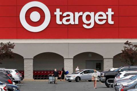 Target and CVS announced Thursday, July 16, 2020, that they will require face coverings for all ...