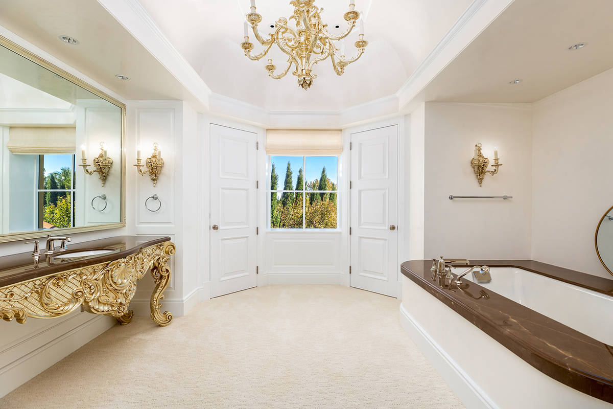 The master bath. ( Ivan Sher Group)