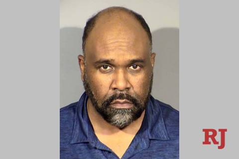 Alonzo Johnson (North Las Vegas Police Department)