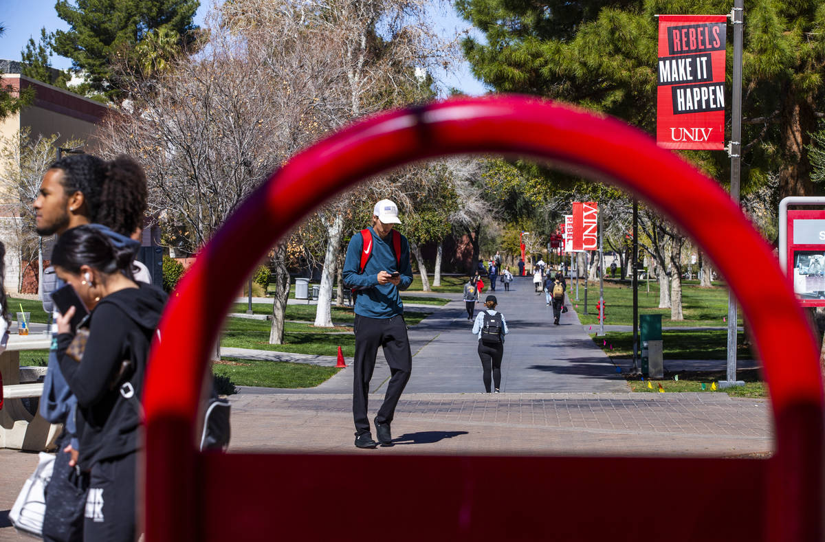 Unlv Csn And Nevada State College Release Reopening Plans Las Vegas Review Journal The great reset has been added to your cart. unlv csn and nevada state college