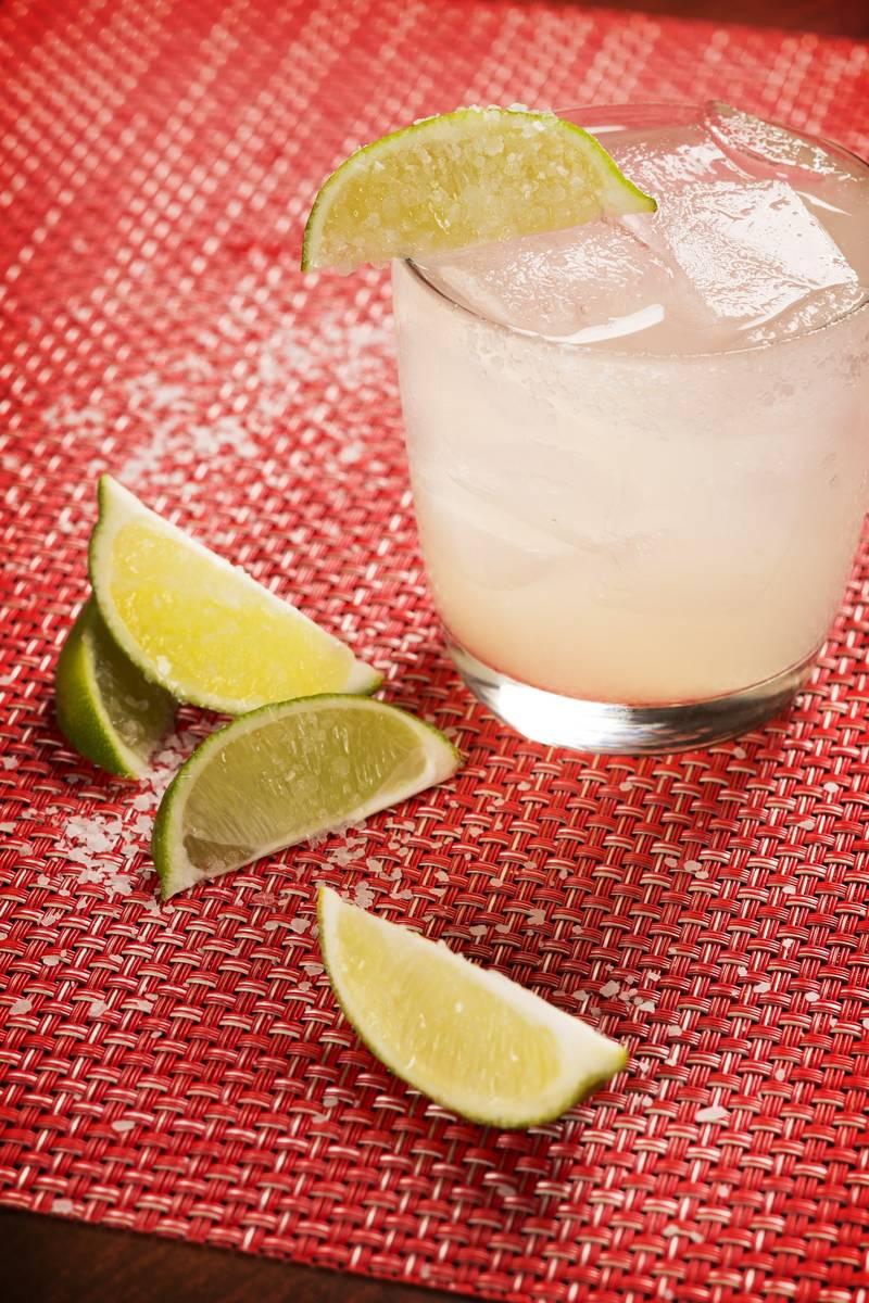 The El Cortez margarita is a bargain $5. (El Cortez)