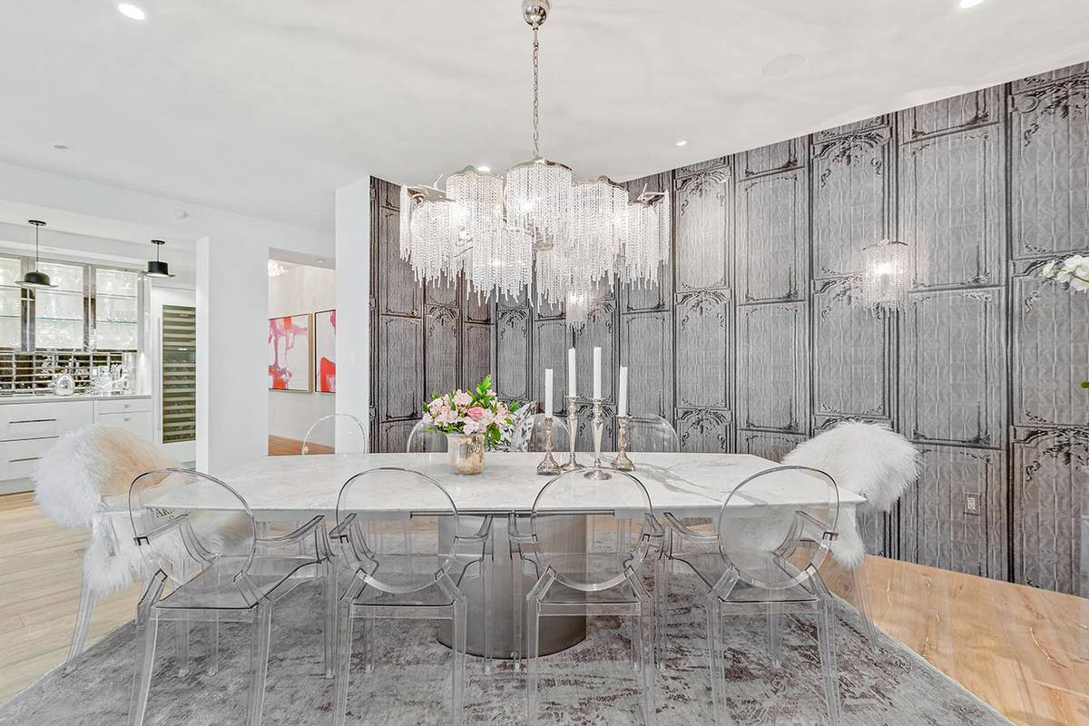 Luxe Estates & Lifestyles A One Queensridge Place condo sold for $4 million, making it the top ...