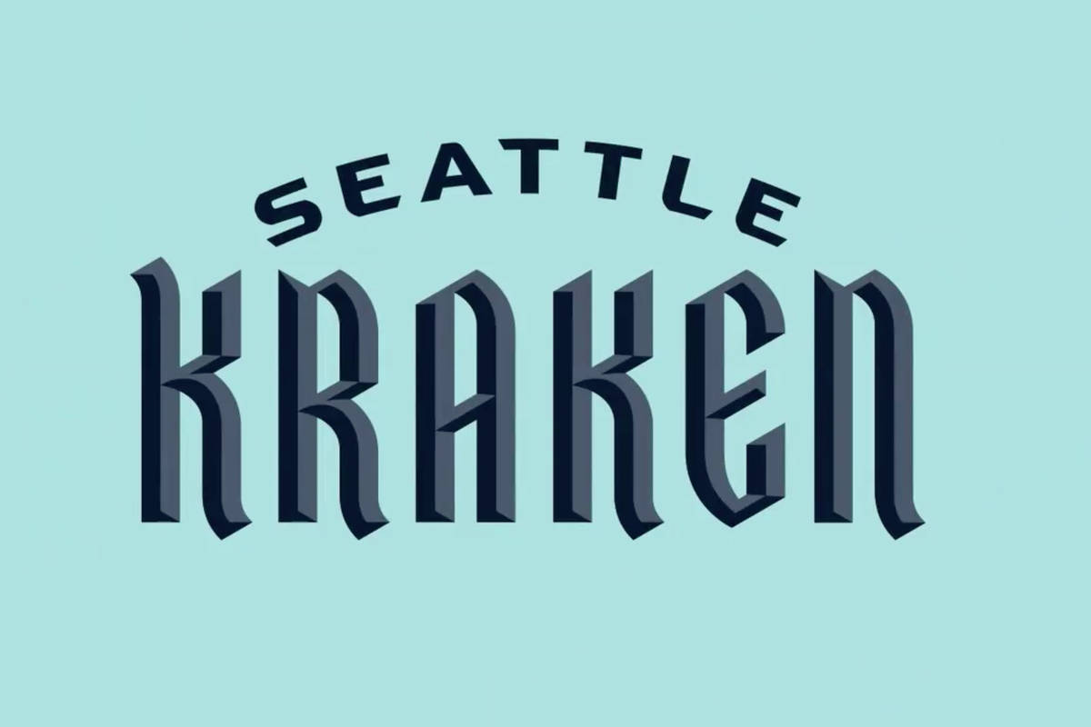 The NHL's newest team finally has its name: the Seattle Kraken. (@NHLSeattle_)