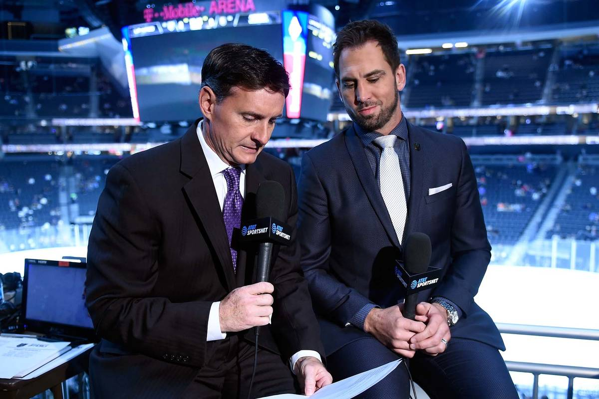 Golden Knights Round Robin Games To Air On At T Sportsnet Rocky Mountain Las Vegas Review Journal