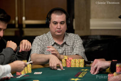 Nicholas Kiley, shown in an undated file photo, won Event 25 of the World Series of Poker Onlin ...