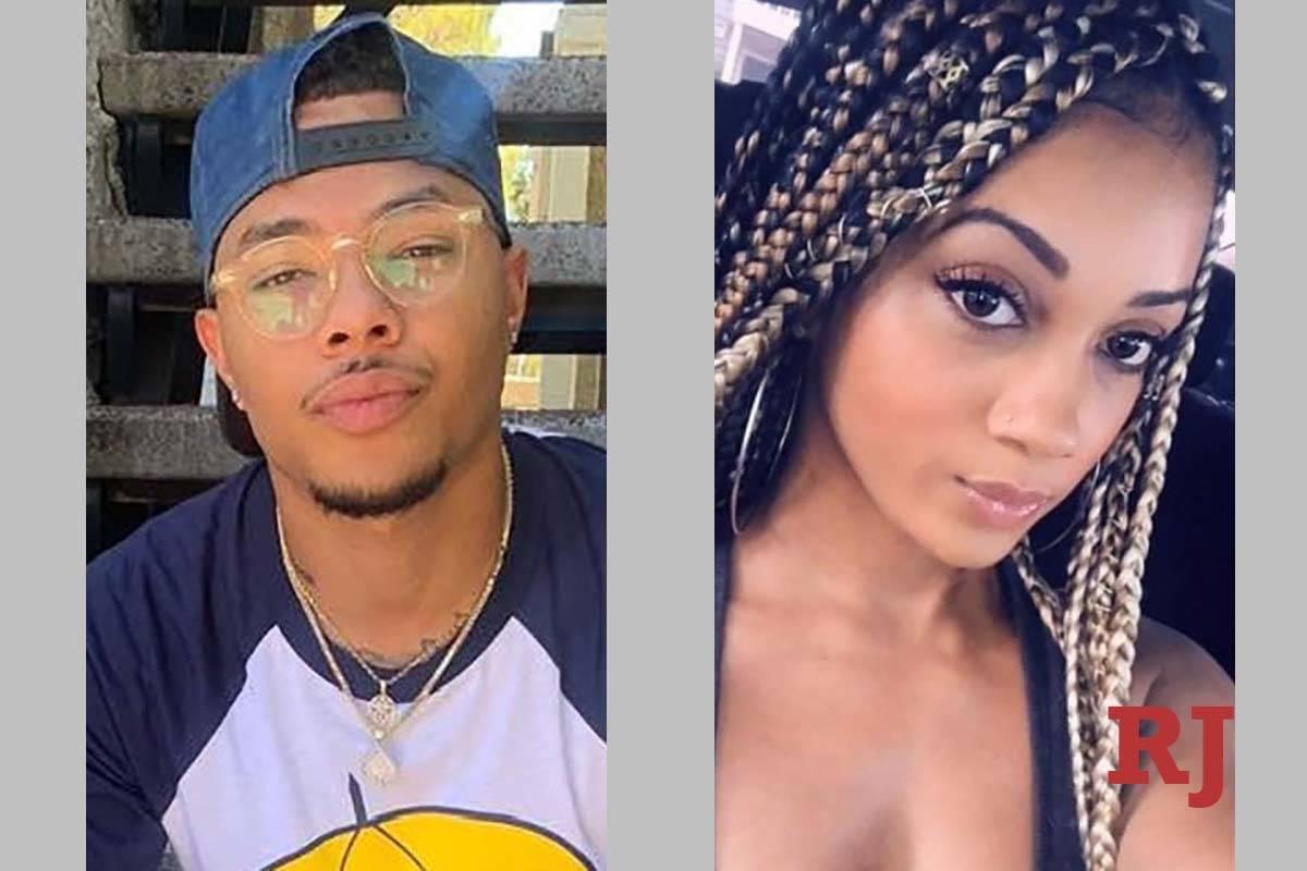 Gregory Tyree Boyce and Natalie Adepoju (Facebook, GoFundMe).
