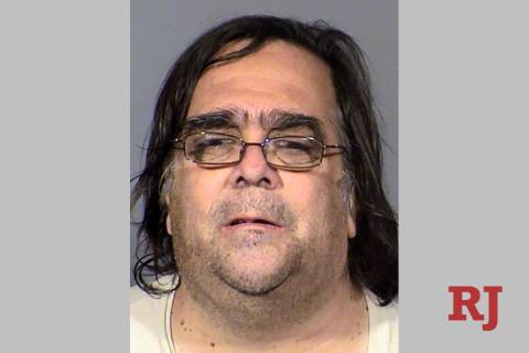 Sean Patrick Jones (Las Vegas Metropolitan Police Department)