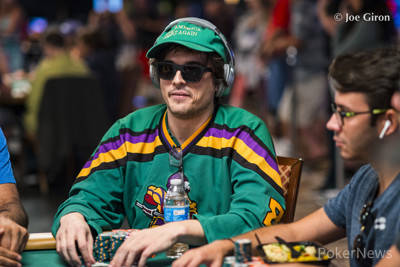 William Romaine, shown in an undated file photo, won Event 28 of the World Series of Poker Onli ...