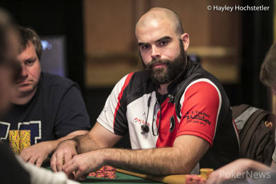 Nick Guagenti, shown in an undated file photo, won Event 29 of the World Series of Poker Online ...