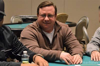 Jonathan Lessin, shown in an undated file photo, reversed a huge chip deficit to win his first ...