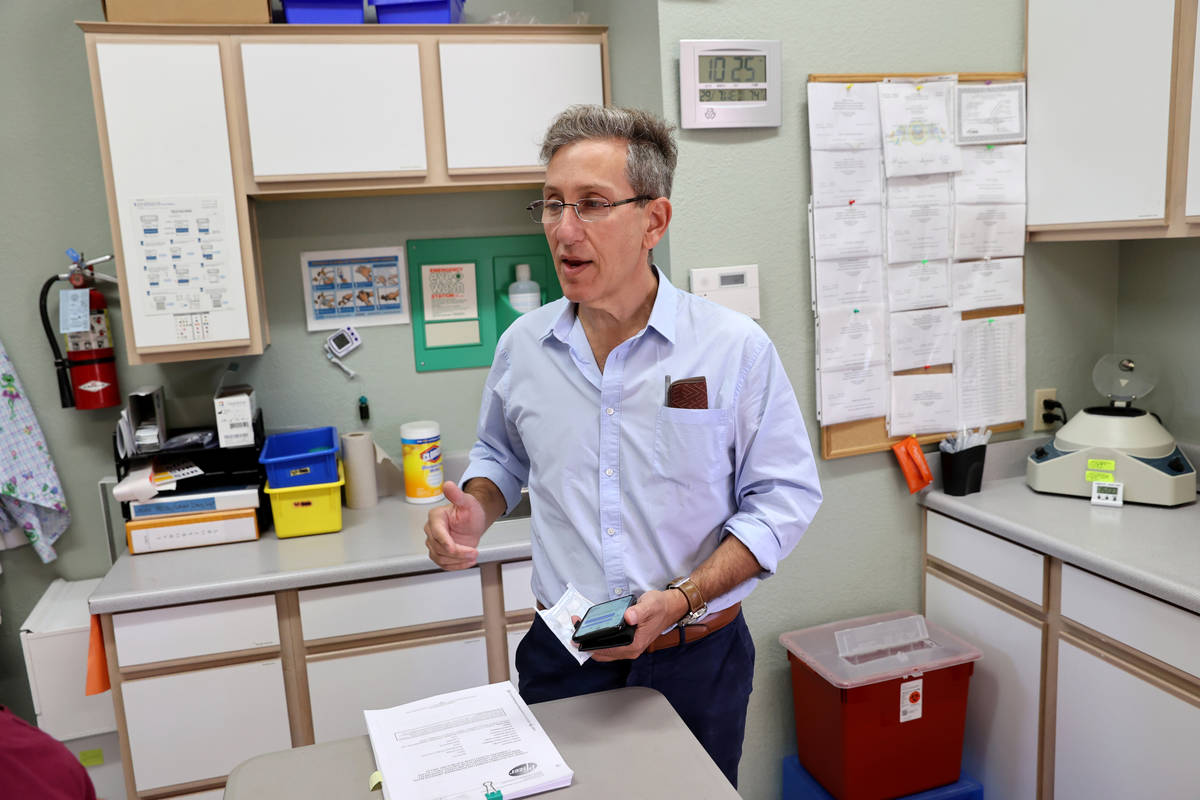 Dr. Michael Levin is the the primary investigator at Wake Research-Clinical Research Center of ...