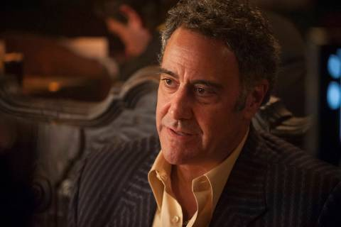 Brad Garrett, who is a comedy club operator at MGM Grand on the Las Vegas Strip, is the voice o ...