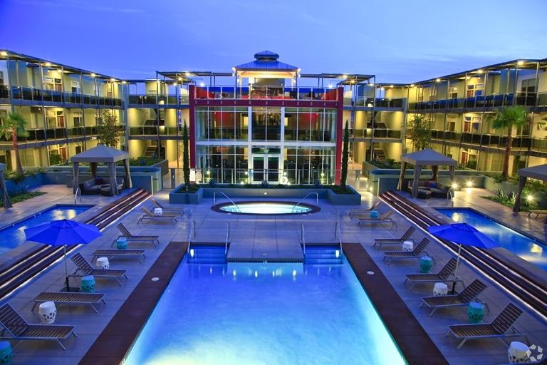 PH Evening Pool 4
