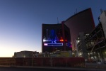Resorts World Las Vegas activates 100K-square-foot LED screen
