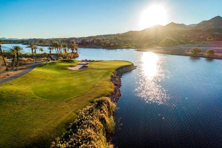 Students of High Performance Golf Institute at Reflection Bay Golf Club claimed top spots in Ne ...