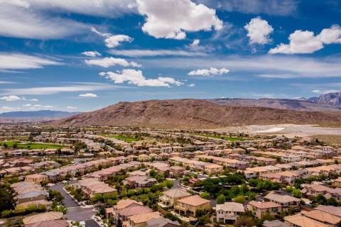 Summerlin is marking its 30th anniversary this year. (Summerlin)