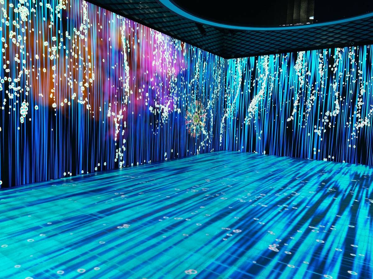 The Las Vegas Museum of Dream Space follows locations in Beverly Hills and Hollywood. (Museum o ...