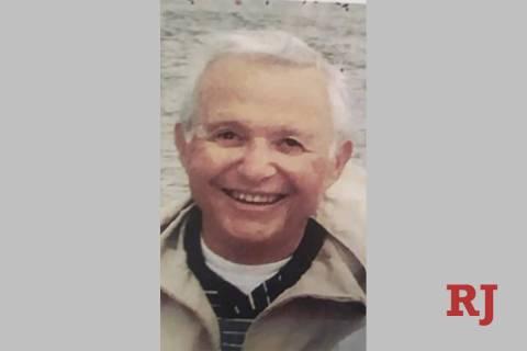 Gerald Springberg (Las Vegas police)