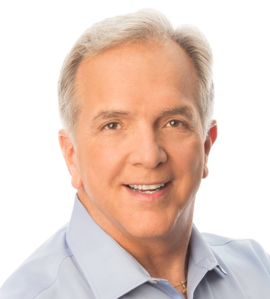 "Dave Courvoisier is back in Vegas on Channel 13 Action News's ""Good Morning Las Vegas."" (KTNV)"