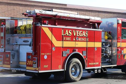 Las Vegas Fire & Rescue (Las Vegas Review-Journal)