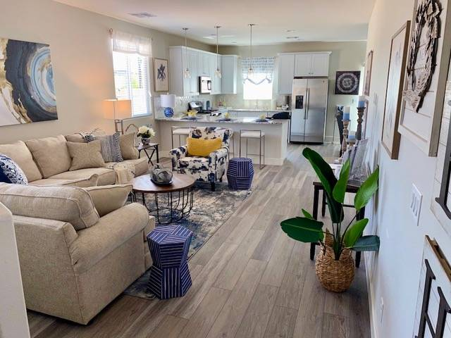 StoryBook Homes has opened Belle Ridge, a small community of 45 homes in the southwest Las Vega ...