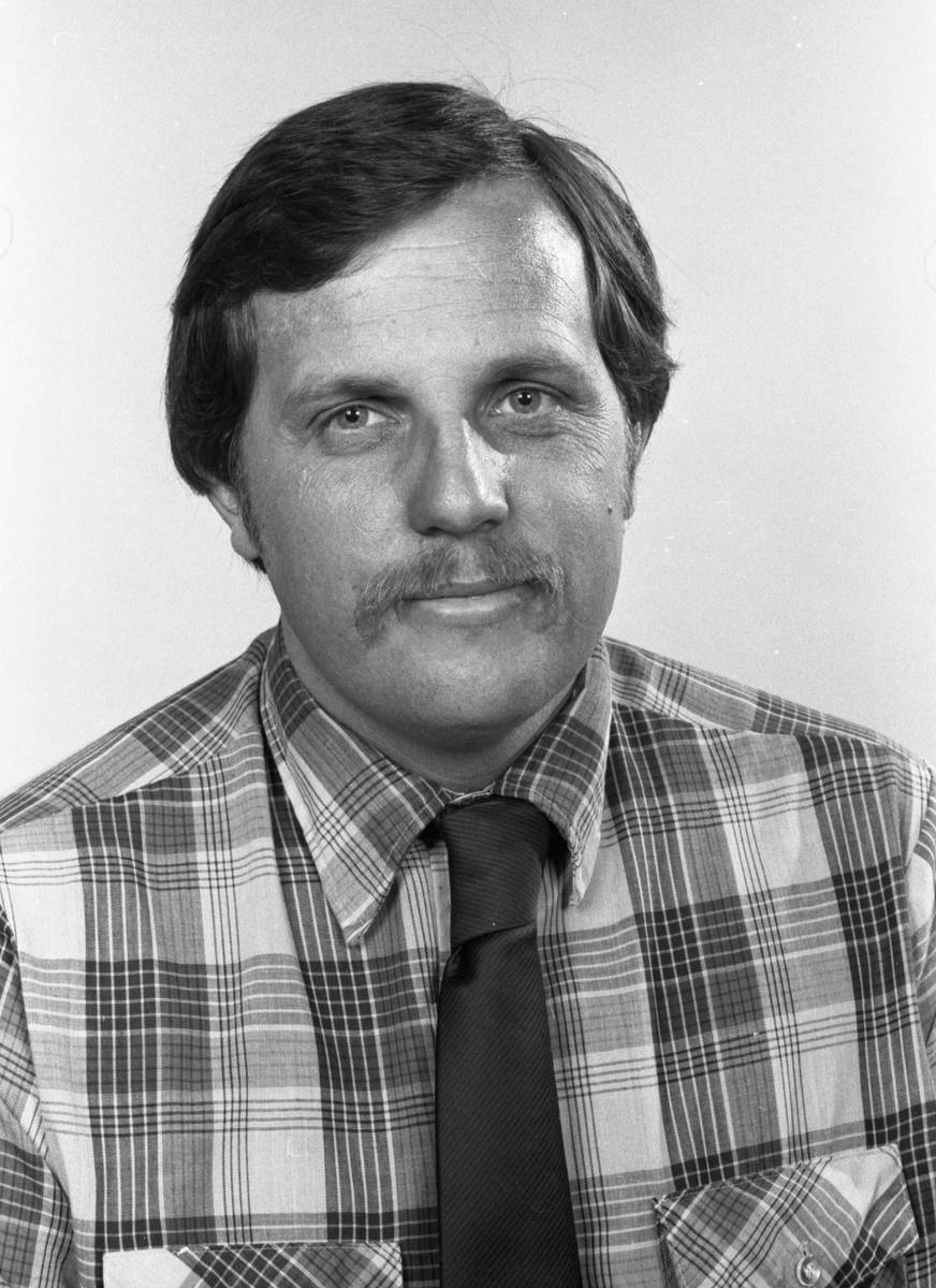 Former Review-Journal editor Tom Dye shown in a May 1980 file photo.