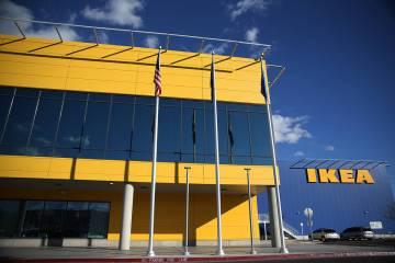 Ikea in Las Vegas, Friday, Nov. 30, 2018. Erik Verduzco Las Vegas Review-Journal @Erik_Verduzco