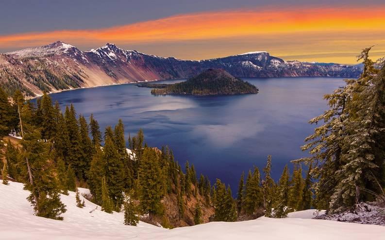 Crater Lake National Park (Courtesy)