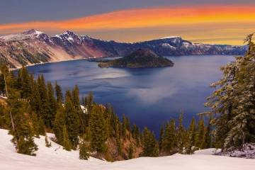 Crater Lake National Park (Courtesy)